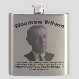 Wilson: American Flask