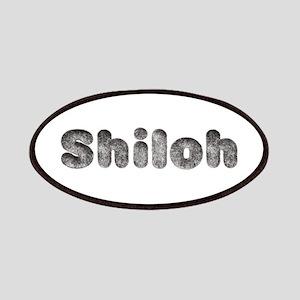 Shiloh Wolf Patch