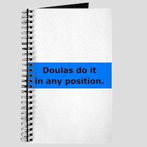 Doulas Do it Journal