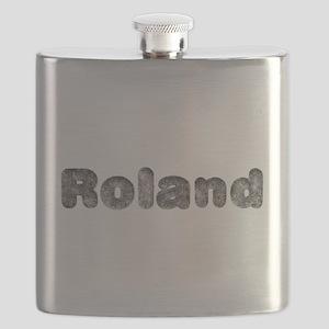 Roland Wolf Flask