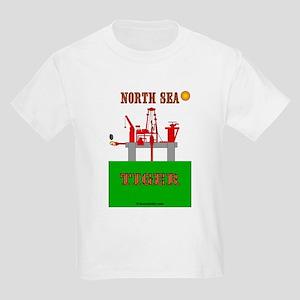 North Sea Tiger Kids Light T-Shirt