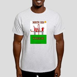 North Sea Tiger Light T-Shirt