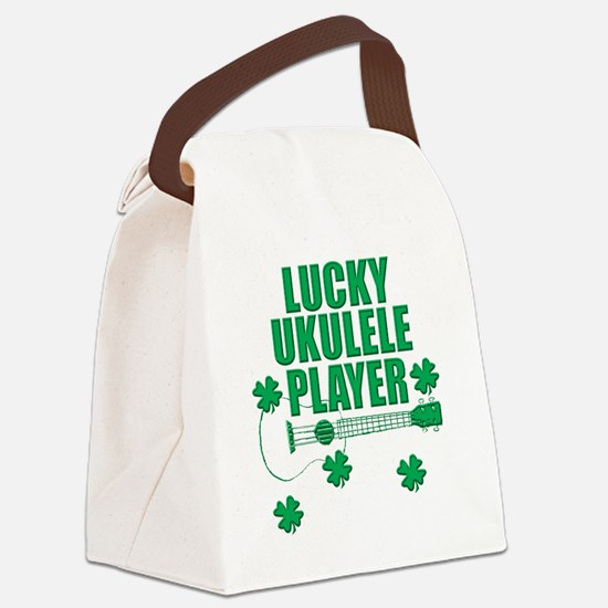 Cute Saints patricks day Canvas Lunch Bag