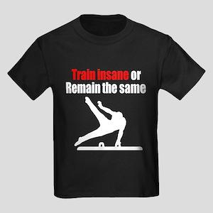 ENERGETIC GYMNAST Kids Dark T-Shirt