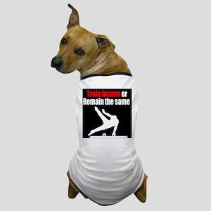ENERGETIC GYMNAST Dog T-Shirt