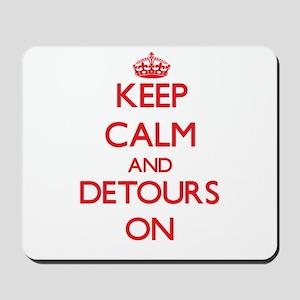 Detours Mousepad