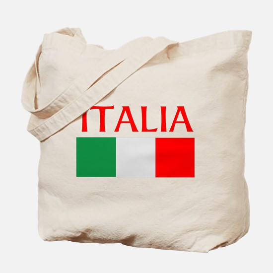 ITALIA FLAG Tote Bag
