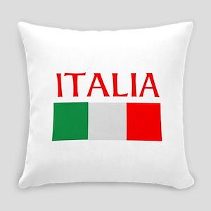 ITALIA FLAG Everyday Pillow