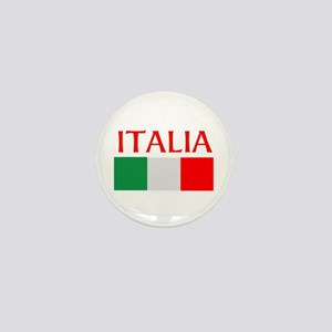ITALIA FLAG Mini Button