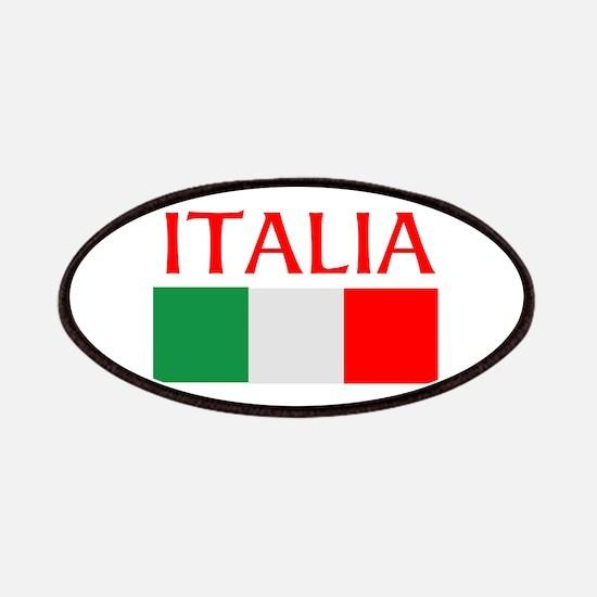 ITALIA FLAG Patch