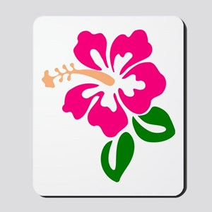 Hibiscus Dreams Mousepad