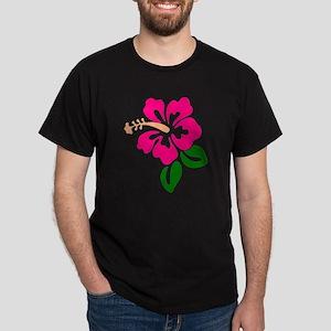 Hibiscus Dreams Dark T-Shirt