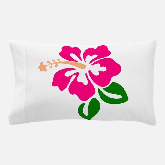 Hibiscus Dreams Pillow Case