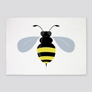 Bumble Bee 5'x7'Area Rug