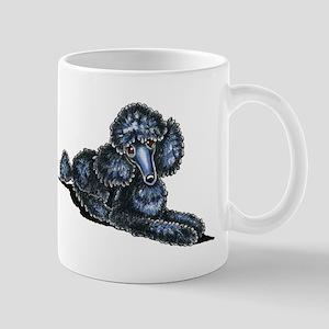 Black Mini Lay Pretty Mugs