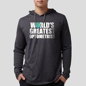 World's Greatest Optometrist Long Sleeve T-Shi