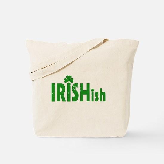 IRISHish - Somewhat Irish Tote Bag