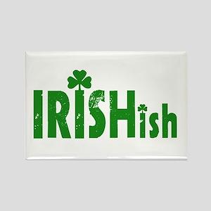 IRISHish - Somewhat Irish Rectangle Magnet