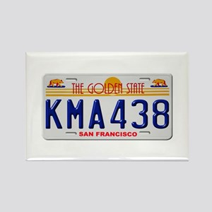 KMA438 San Francisco Magnets