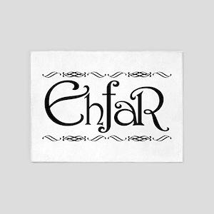 EHFAR 5'x7'Area Rug