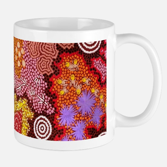 AUSTRALIAN ABORIGINAL ART Mugs
