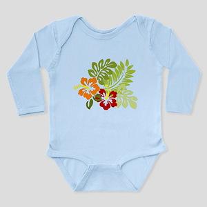 Hibiscus Dreams Body Suit