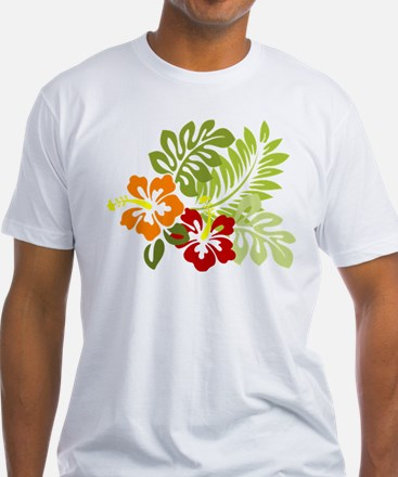 Hibiscus Dreams T-Shirt