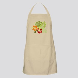 Hibiscus Dreams Apron