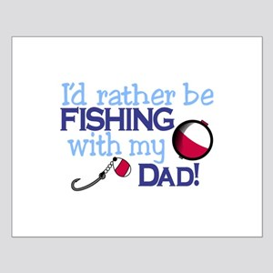 Fishing with Dad Posters