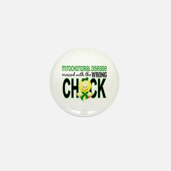 Mitochondrial Disease MessedWithWrongC Mini Button