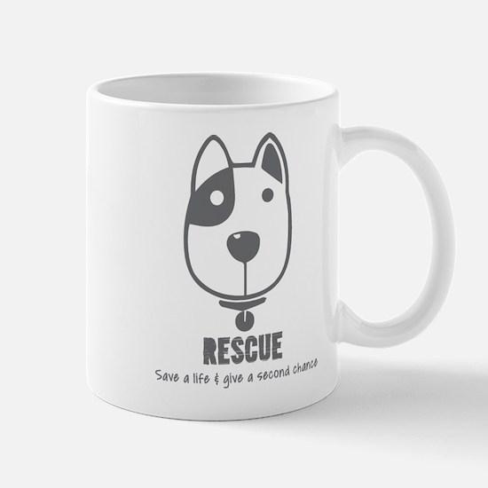 Dog Rescue Mugs