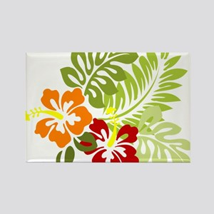 Hibiscus Dreams Magnets