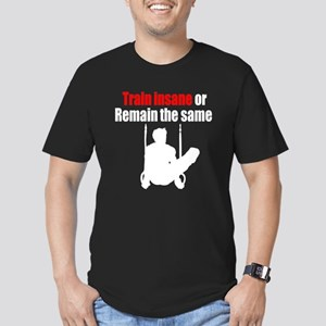ENERGETIC GYMNAST Men's Fitted T-Shirt (dark)
