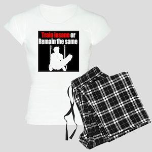 ENERGETIC GYMNAST Women's Light Pajamas