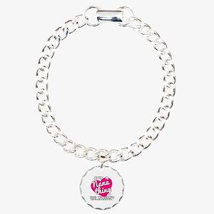 It's a Nana Thing You Wo Charm Bracelet, One Charm