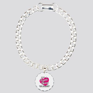 It's a Nana Thing You Wo Charm Bracelet, One Charm