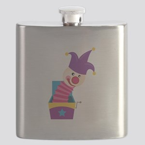 Jack In The Box Flask