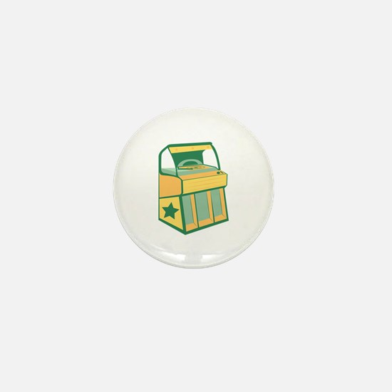 Jukebox Mini Button