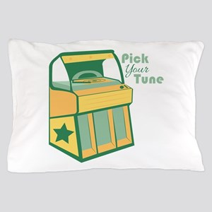 Pick Your Tune Pillow Case