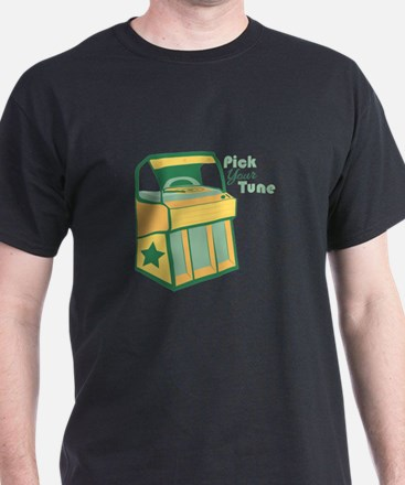 Pick Your Tune T-Shirt