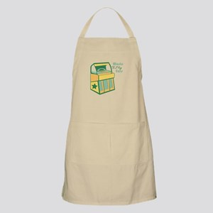 Music To My Ears Apron
