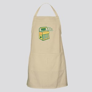 Jam To The Oldies Apron