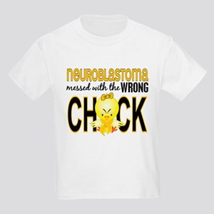 Neuroblastoma MessedWithWrongCh Kids Light T-Shirt