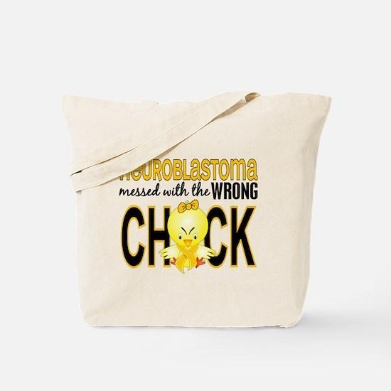 Neuroblastoma MessedWithWrongChick1 Tote Bag