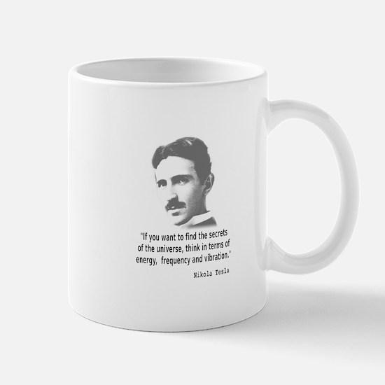 Quote By Nikola Tesla Mugs