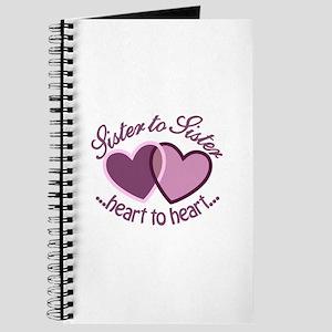 SisterTo Sister Journal