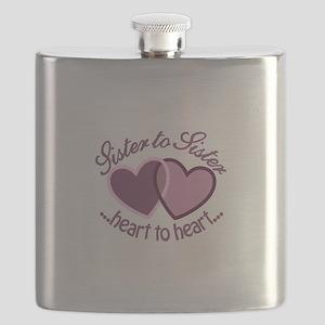 SisterTo Sister Flask