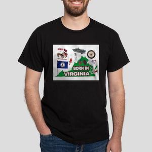 VIRGINIA BORN T-Shirt