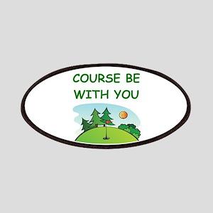 golfing Patch