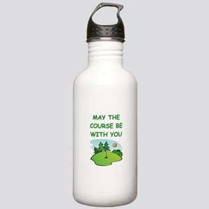 golfing Water Bottle